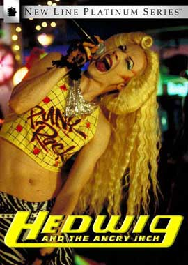 Hedwig and the Angry Inch - 27 x 40 Movie Poster - Style C