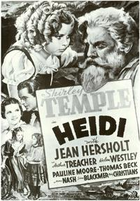 Heidi - 11 x 17 Movie Poster - Style A