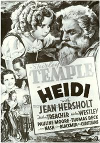 Heidi - 43 x 62 Movie Poster - Bus Shelter Style A