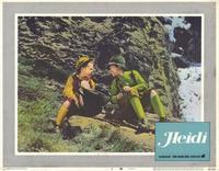 Heidi - 11 x 14 Movie Poster - Style F