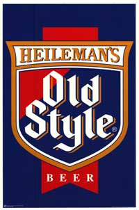 Heileman's Old Style Beer - Party/College Poster - 24 x 36 - Style A