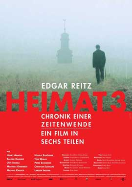Heimat 3 - Chronik einer Zeitenwende - 11 x 17 Movie Poster - German Style A