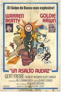 Heist - 27 x 40 Movie Poster - Spanish Style A