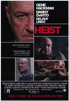 Heist - 11 x 17 Movie Poster - Style A