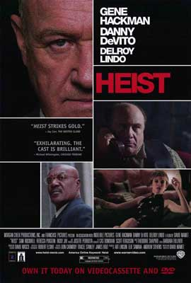Heist - 27 x 40 Movie Poster - Style A