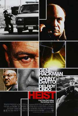 Heist - 27 x 40 Movie Poster - Style B