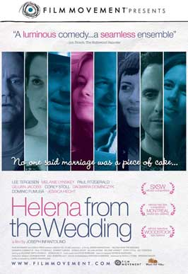 Helena from the Wedding - 43 x 62 Movie Poster - Bus Shelter Style A