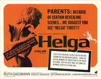 Helga - 11 x 14 Movie Poster - Style A