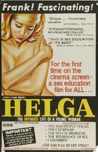 Helga - 11 x 17 Movie Poster - Australian Style A