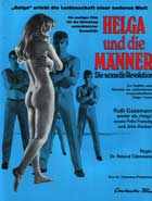 Helga und die Manner - Die sexuelle Revolution - 11 x 17 Movie Poster - German Style A