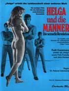 Helga und die Manner - Die sexuelle Revolution - 11 x 17 Movie Poster - German Style A