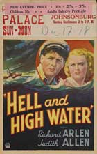 Hell and High Water - 11 x 17 Movie Poster - Style B