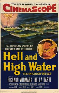 Hell and High Water - 11 x 17 Movie Poster - Style A