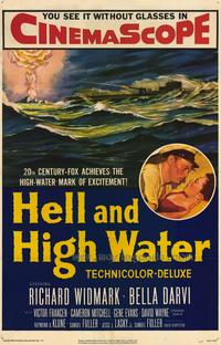 Hell and High Water - 27 x 40 Movie Poster - Style A