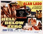 Hell Below Zero - 22 x 28 Movie Poster - Half Sheet Style B