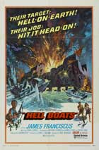 Hell Boats - 11 x 17 Movie Poster - Style B