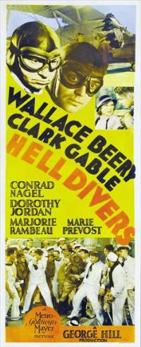 Hell Divers - 11 x 17 Movie Poster - Style C