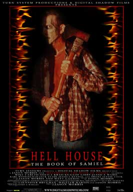 Hell House: The Book of Samiel - 11 x 17 Movie Poster - Style A