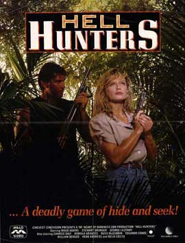 Hell Hunters - 27 x 40 Movie Poster - Style A