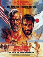 Hell in the Pacific - 11 x 17 Movie Poster - French Style A