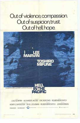 Hell in the Pacific - 27 x 40 Movie Poster - Style A
