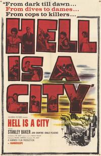 Hell Is a City - 11 x 17 Movie Poster - Style A