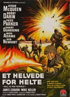 Hell Is for Heroes - 27 x 40 Movie Poster - Danish Style A