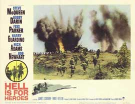Hell Is for Heroes - 11 x 14 Movie Poster - Style A