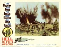 Hell Is for Heroes - 11 x 14 Movie Poster - Style G