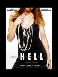 Hell - 11 x 17 Movie Poster - French Style A