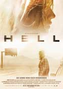 Hell - 11 x 17 Movie Poster - German Style A