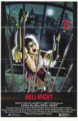 Hell Night - 11 x 17 Movie Poster - Style A