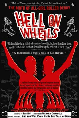 Hell on Wheels - 43 x 62 Movie Poster - Bus Shelter Style A