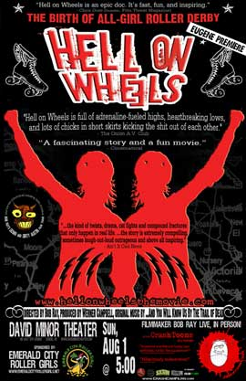 Hell on Wheels - 11 x 17 Movie Poster - Style A