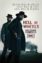 Hell on Wheels (TV) - 43 x 62 TV Poster - Style A