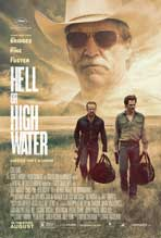 """Hell or High Water"" Movie Poster"