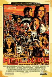 Hell Ride - 43 x 62 Movie Poster - Bus Shelter Style A