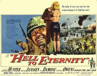 Hell to Eternity - 11 x 14 Movie Poster - Style A