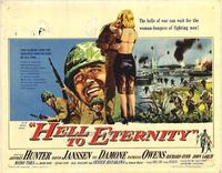 Hell to Eternity - 22 x 28 Movie Poster - Half Sheet Style A