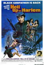 Hell Up in Harlem - 27 x 40 Movie Poster - Style A