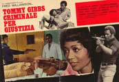 Hell Up in Harlem - 39 x 55 Movie Poster - Italian Style C