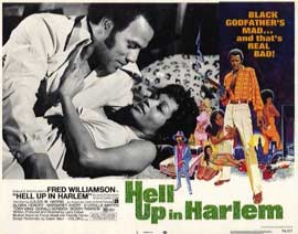 Hell Up in Harlem - 11 x 14 Movie Poster - Style A