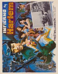 Hell Up in Harlem - 22 x 28 Movie Poster - Half Sheet Style A