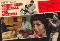Hell Up in Harlem - 27 x 40 Movie Poster - Italian Style C