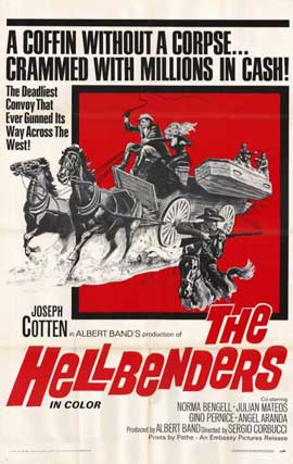 Hellbenders - 11 x 17 Movie Poster - Style A