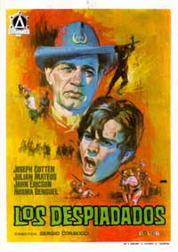 Hellbenders - 11 x 17 Movie Poster - Spanish Style A