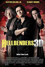 """Hellbenders"" Movie Poster"