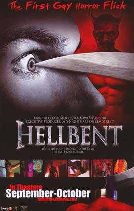 Hellbent - 11 x 17 Movie Poster - Style A