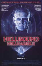 Hellbound: Hellraiser 2 - 11 x 17 Movie Poster - Style A