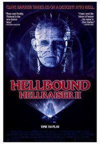 Hellbound: Hellraiser 2 - 43 x 62 Movie Poster - Bus Shelter Style A
